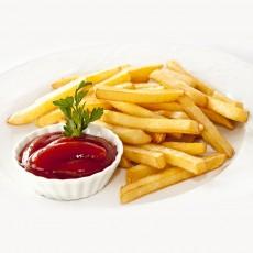 Gruzdintos bulvytės su kečupu Vilnius-Kaunas automagistralė